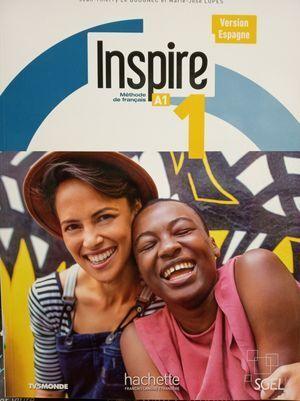 INSPIRE A1 VERSION ESPAGNE ALUMNO