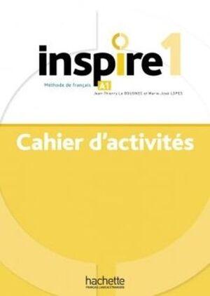 INSPIRE A1 VERSION ESPAGNE EJERCICIOS