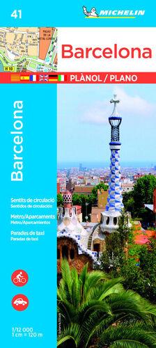 BARCELONA (PLANO 41)