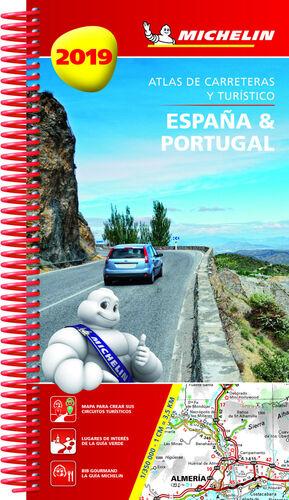ATLAS ESPAÑA & PORTUGAL 2019