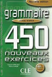 450 GRAMMAIRE AVANCE NOUVELLE ED