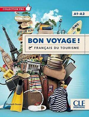 BON VOYAGUE! - NIVEAU A1/A2 - LIVRE + DVD