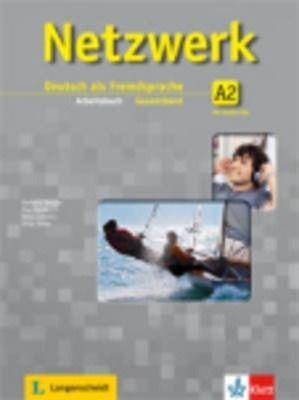NETZWERK A2, LIBRO DE EJERCICIOS + 2 CD