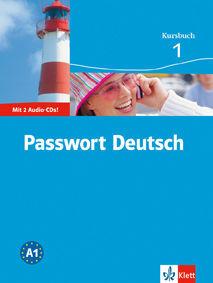 PASSWORT DEUTSCH 1 NIVEL A1 LIBRO DEL ALUMNO + 2 CD