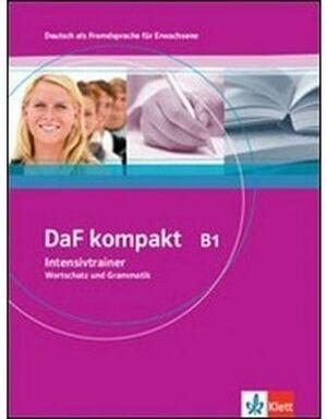 DAF KOMPAKT INTENSIVTRAINER B1 LIBRO