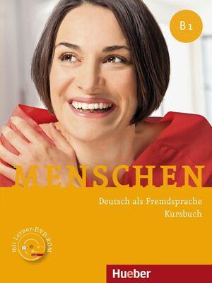 MENSCHEN B1 KB+DVD-ROM (ALUM.)