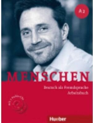 MENSCHEN A2 ARBEITSBUCH+CD-AUDIO (EJERCICIOS)