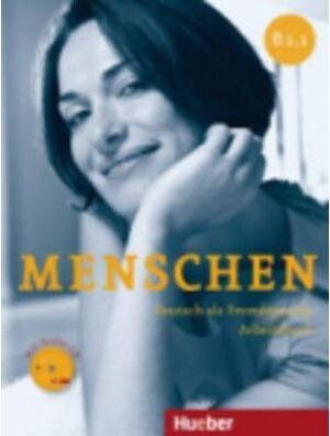MENSCHEN B1.1 ARBEITSBUCH+AUDIO CD