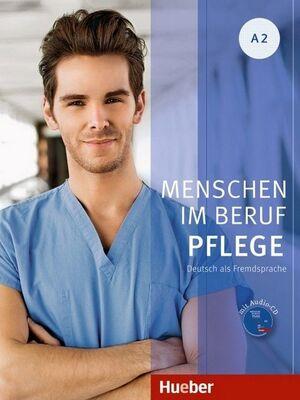 MENSCHEN IM BERUF-PFLEGE.A2.KB+CD(L.AL.)