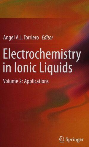 ELECTROCHEMISTRY OF IONIC LIQUIDS