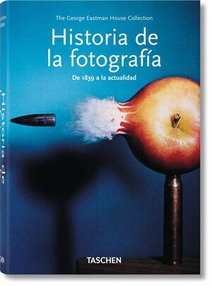 HISTORIA DE LA FOTOGRAFÍA. DE 1839 A LA ACTUALIDAD