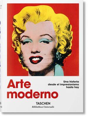 ARTE MODERNO TACO