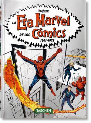 LA ERA MARVEL DE LOS CÓMICS 1961–1978. 40TH ANNIVERSARY EDITION