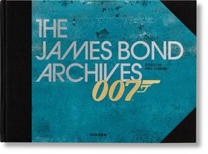 "THE JAMES BOND ARCHIVES. ""NO TIME TO DIE"" EDITION"
