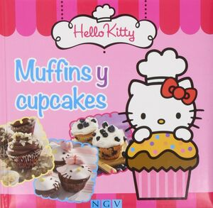 MUFFINS Y CUPCAKES (HELLO KITTY)