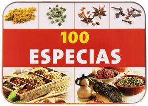 100 ESPECIAS