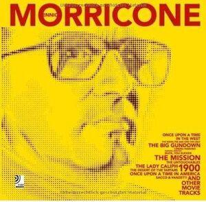 MORRICONE+4 MUSIC CD