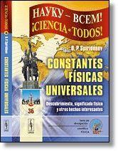 CONSTANTES FÍSICAS UNIVERSALES