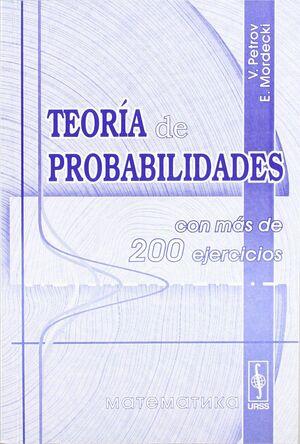 TEORÍA DE PROBABILIDADES CON MÁS DE 200 EJERCICIOS