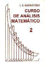 CURSO DE ANÁLISIS MATEMÁTICO 2 TOMOS