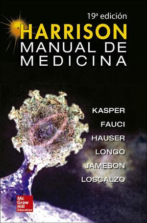 HARRISON MANUAL DE MEDICINA INTERNA