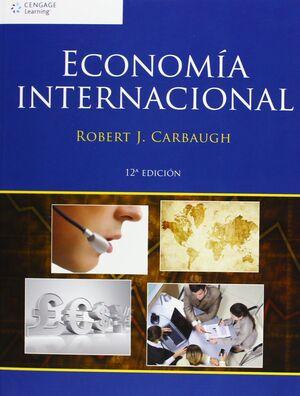 ECONOMÍA INTERNACIONAL. 12ª ED