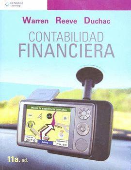 CONTABILIDAD FINANCIERA. 11ª ED.
