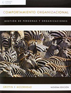 COMPORTAMIENTO ORGANIZACIONAL. 9ª ED.