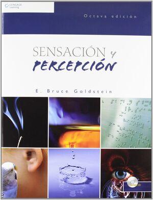 SENSACIÓN Y PERCEPCIÓN. 8ª ED.