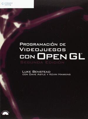 PROGRAMACIÓN DE VIDEOJUEGOS CON OPENGL. 2ª ED.