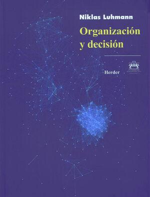 ORGANIZACIÓN Y DECISIÓN