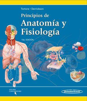 PRINCIPIOS DE ANATOMÍA Y FISIOLOGÍA. 13ª ED.