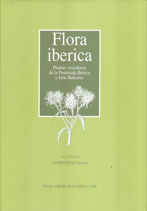 FLORA IBÉRICA. VOL. XVI (I), COMPOSITAE (PARTIM)