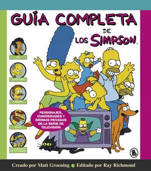GUÍA COMPLETA DE LOS SIMPSON (LOS SIMPSON)