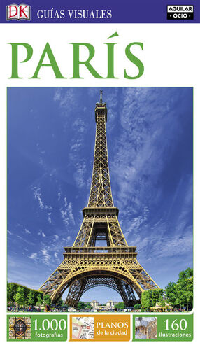 PARIS (GUIAS VISUALES 2017)