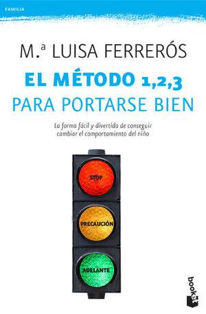 EL MÉTODO 1, 2, 3 PARA PORTARSE BIEN
