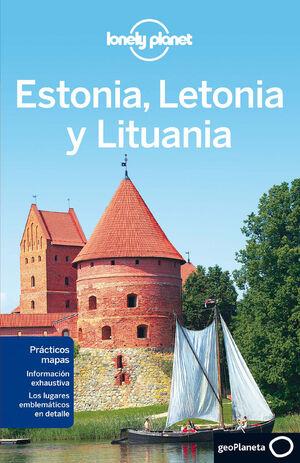 ESTONIA, LETONIA Y LITUANIA 2
