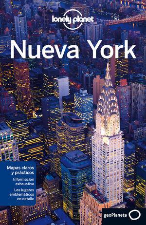 NUEVA YORK. LONELY PLANET