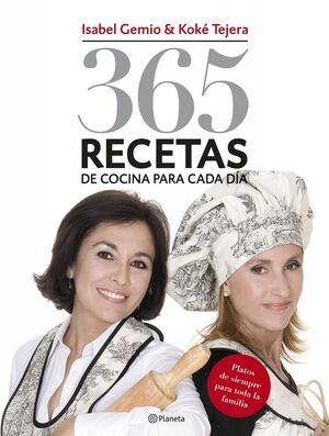 365 RECETAS DE COCINA PARA CADA DÍA