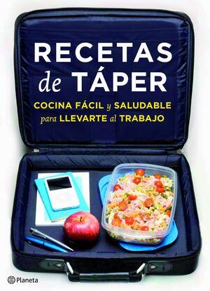 RECETAS DE TÁPER