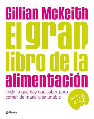 EL GRAN LIBRO DE LA ALIMENTACIÓN