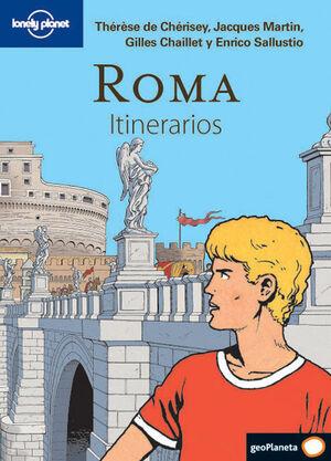 ROMA. ITINERARIOS