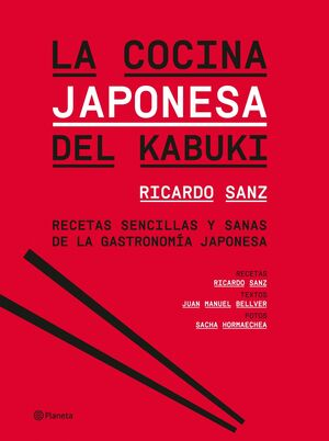 LA COCINA JAPONESA DEL KABUKI