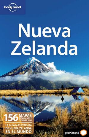 NUEVA ZELANDA. LONELY PLANET