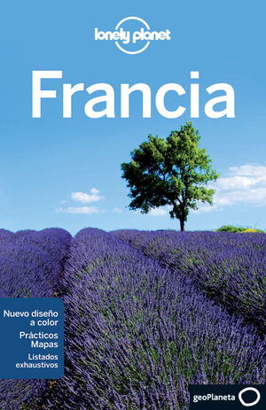 FRANCIA. LONEY PLANET