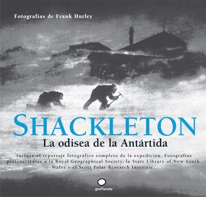 SHACKLETON 2. LA ODISEA DE LA ANTÁRTIDA