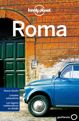 ROMA. LONELY PLANET