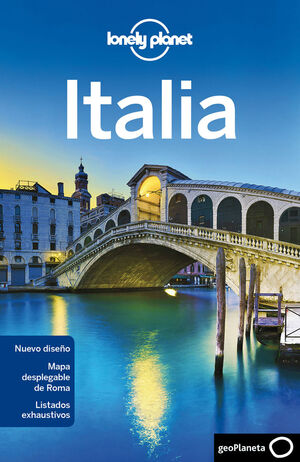 ITALIA. LONELY PLANET