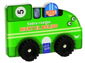 RICKY EL BÓLIDO