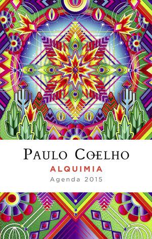 AGENDA ALQUIMIA 2015 PAULO COELHO